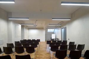 The Level Space Белый лекционный зал 0