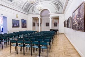 Музей современной истории России Столовая Английского клуба 0