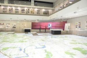 Конференц Зал Интерактивной карты Москвы Конференц зал Интерактивной карты Мосвкы 0