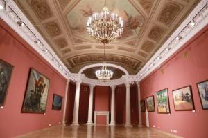 Музей современной истории России Каминный зал Английского клуба 0