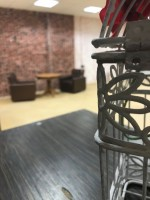 The Loft in Tushino Арт-пространство с камином 0