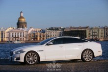 Шах и Мат Jaguar XJ long Supercharged 0