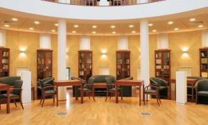 Дом еврейской культуры ЕСОД Мягкая гостиная-библиотека 0