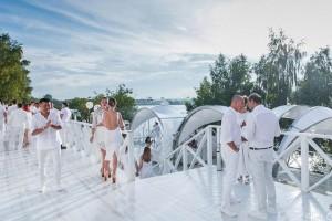 WHITE PARK New Riga Bay Большой шатёр 0